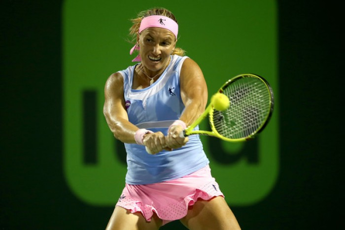 WTA - Miami, finale in palio: super sfida Azarenka - Kerber, Kuznetsova con la Bacsinszky