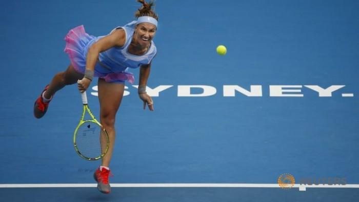 WTA Sydney, la finale è Kuznetsova - Puig
