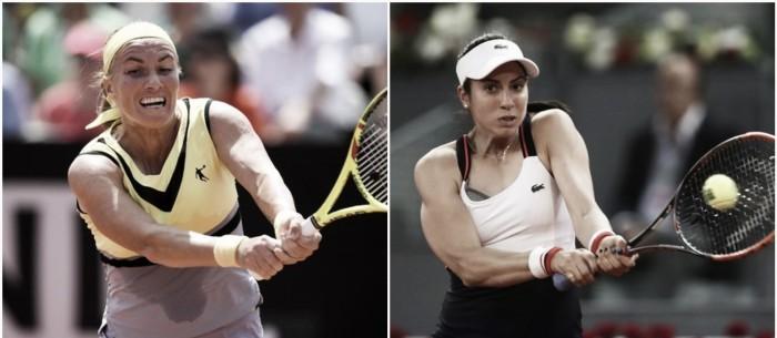 French Open first round preview: Svetlana Kuznetsova vs Christina McHale
