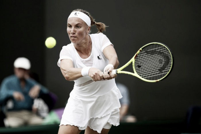 Wimbledon: Svetlana Kuznetsova triumphs in an all-Russian battle