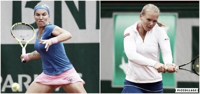WTA Stuttgart first round preview: Svetlana Kuznetsova vs Kiki Bertens