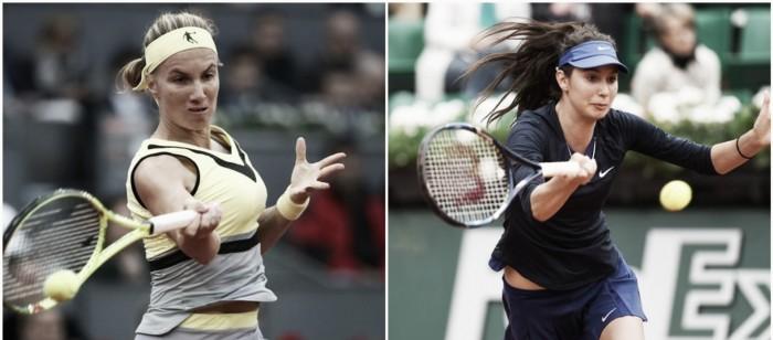 French Open second round preview: Oceane Dodin vs Svetlana Kuznetsova