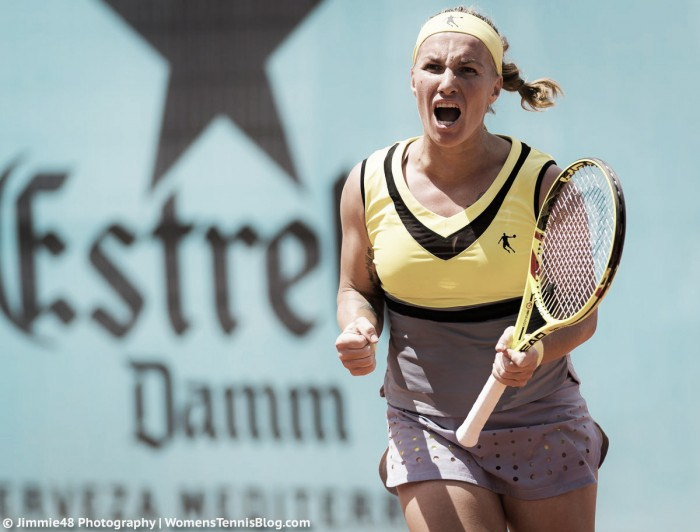 WTA Madrid: Svetlana Kuznetsova slides into the quarterfinals