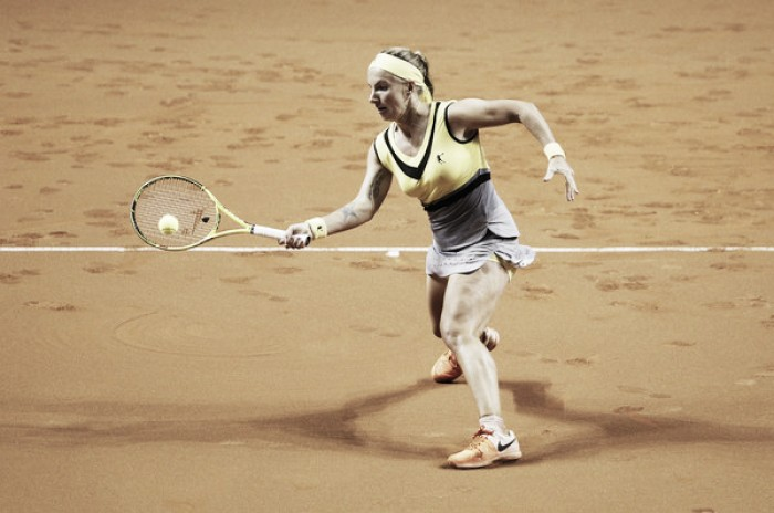 WTA Madrid: Svetlana Kuznetsova overcomes the first hurdle