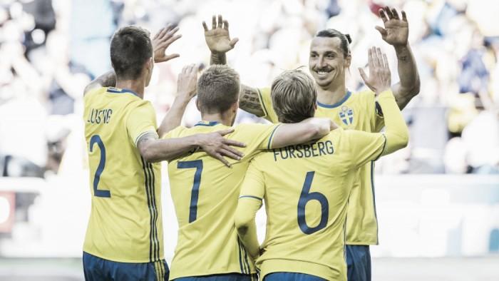 Euro 2016, la Svezia conferma il modulo, ma cambia alcuni interpreti contro l'Italia