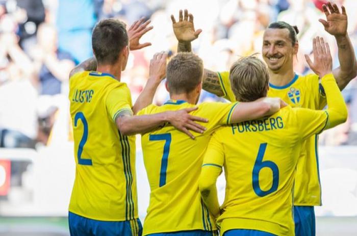 Verso Euro 2016 - Svezia ok, Forsberg, Lustig e Guidetti atterrano il Galles