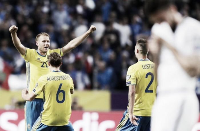Qualificazioni Russia 2018, girone A - La Svezia aggancia la Francia. Riaccorcia l'Olanda