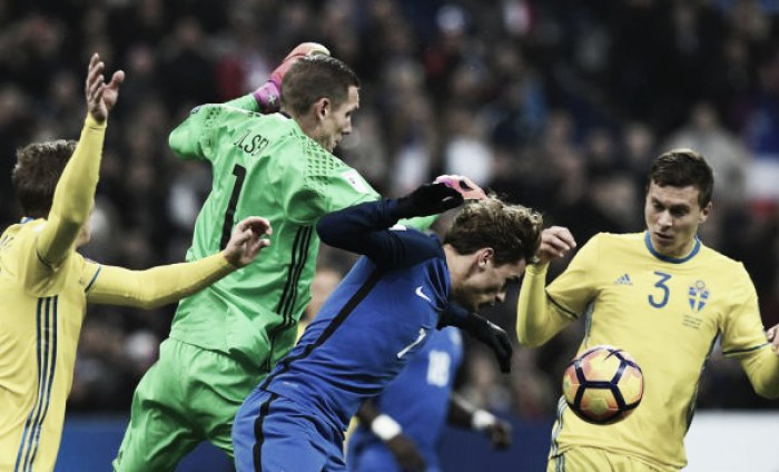 Qualificazioni Russia 2018 - La Francia vola in Svezia per puntare all'ipoteca
