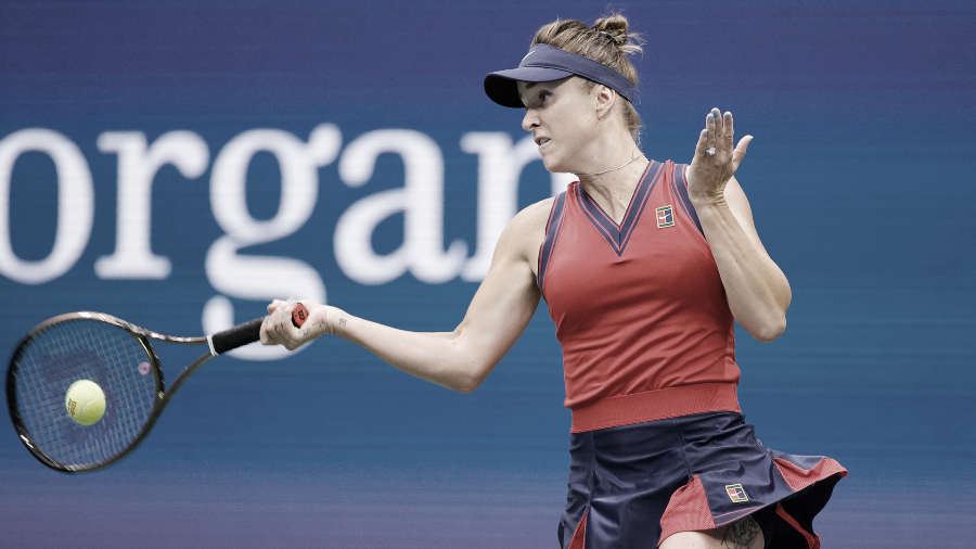 US Open: Svitolina elimina a Halep y está en cuartos