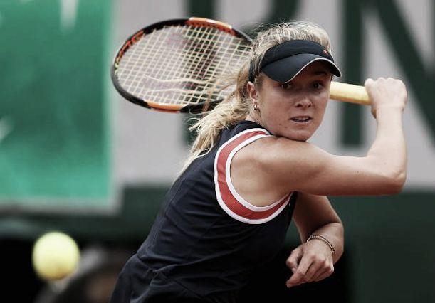 News from WTA: Svitolina subito out a Tianjin, Puig avanti a Hong Kong