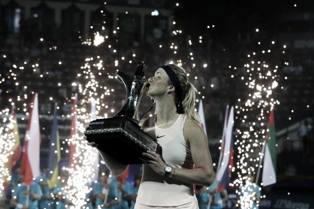 Previa WTA Premier 5 Dubai: las mejores vuelven a reunirse en los Emiratos Árabes Unidos