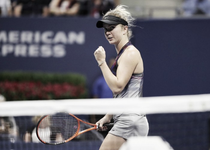 WTA Beijing: Elina Svitolina ousts Ashleigh Barty in straight sets