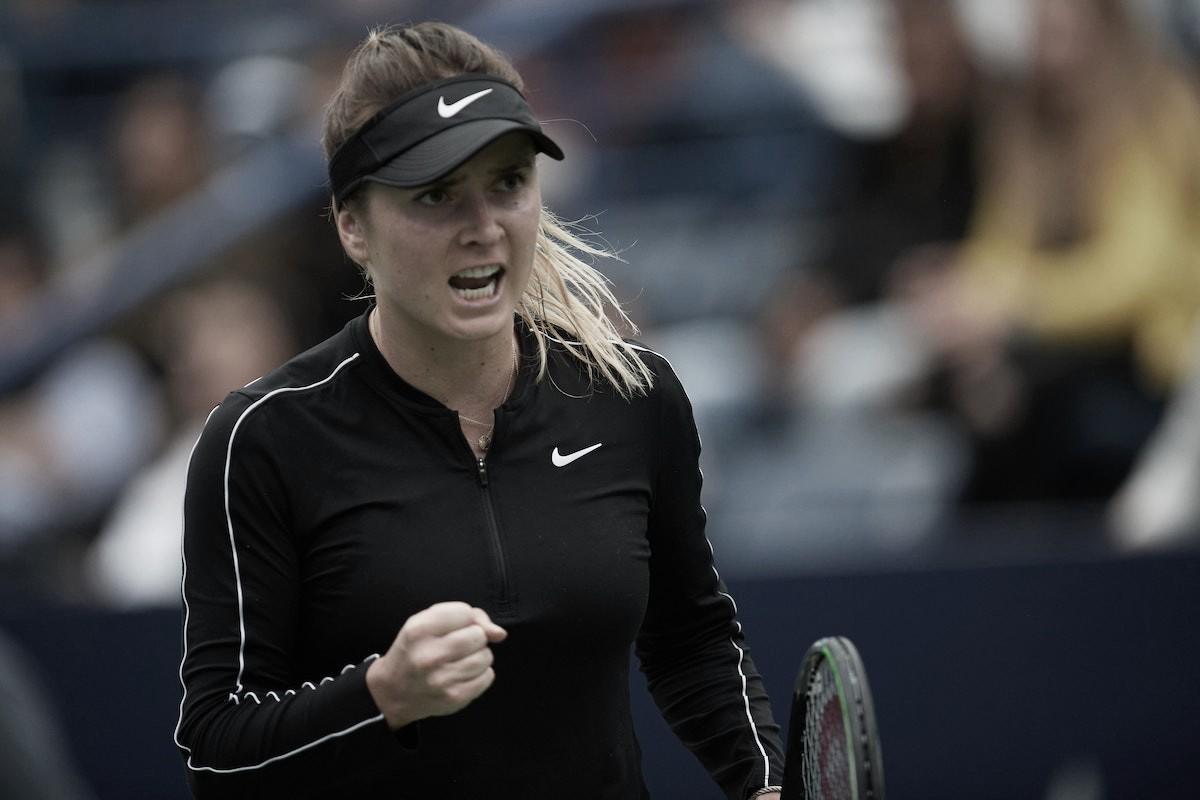 Svitolina supera Bouzkova em longa final e é campeã do WTA de Monterrey