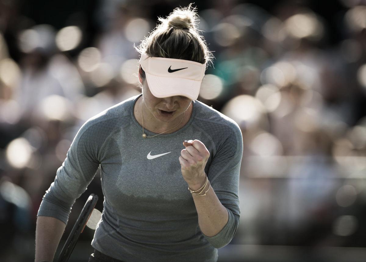 Svitolina sobrevive e elimina Barty em jogo mais longo da temporada da WTA