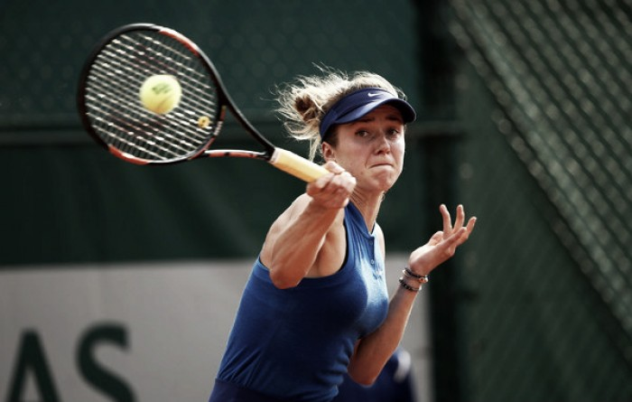 French Open 2016: Elina Svitolina leaves former champion Ana Ivanovic in her wake