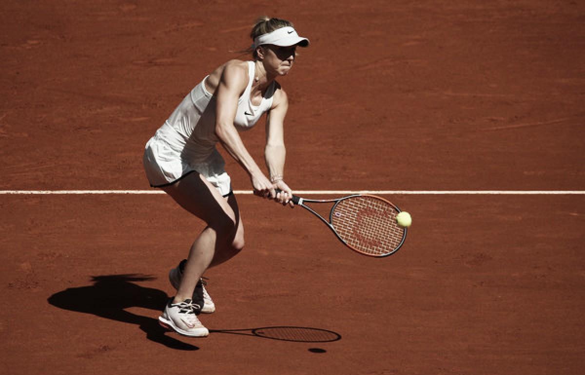 WTA Madrid: Elina Svitolina eases past Alize Cornet in straight sets
