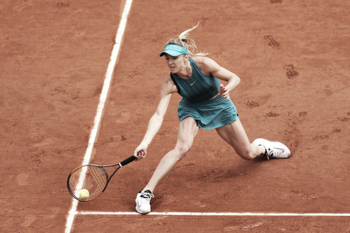 French Open: Elina Svitolina eases into the third round