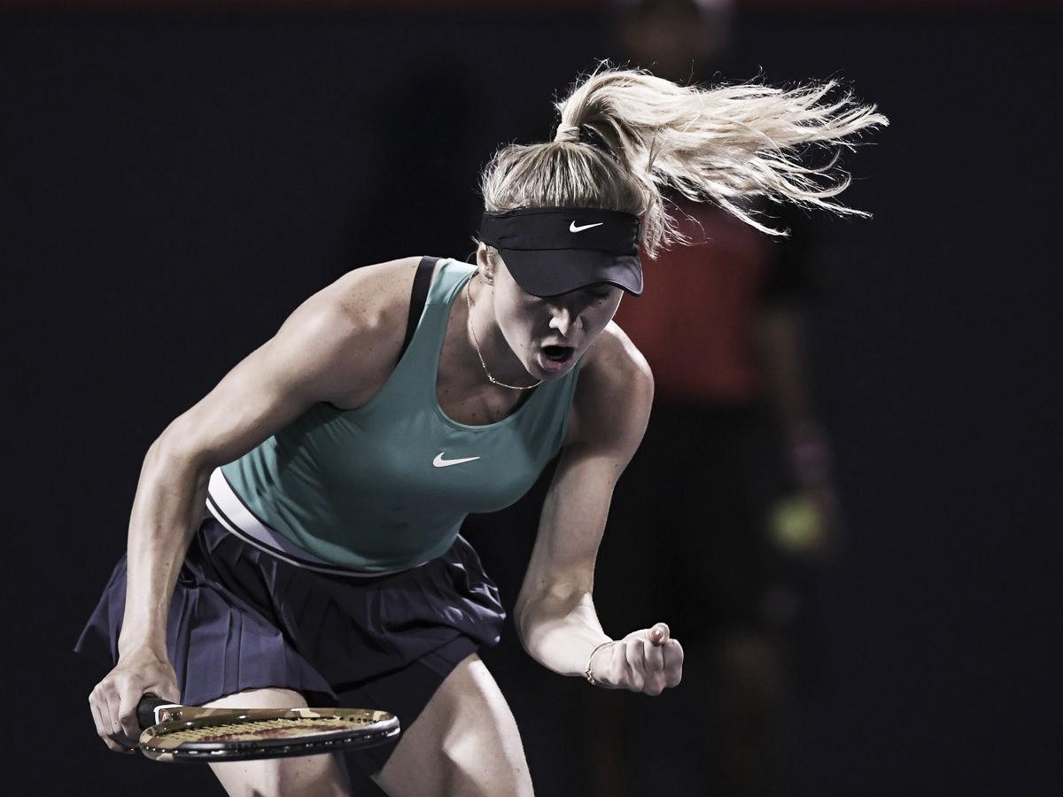 Svitolina mostra poder de reação, bate Mertens e está nas semifinais de Montreal