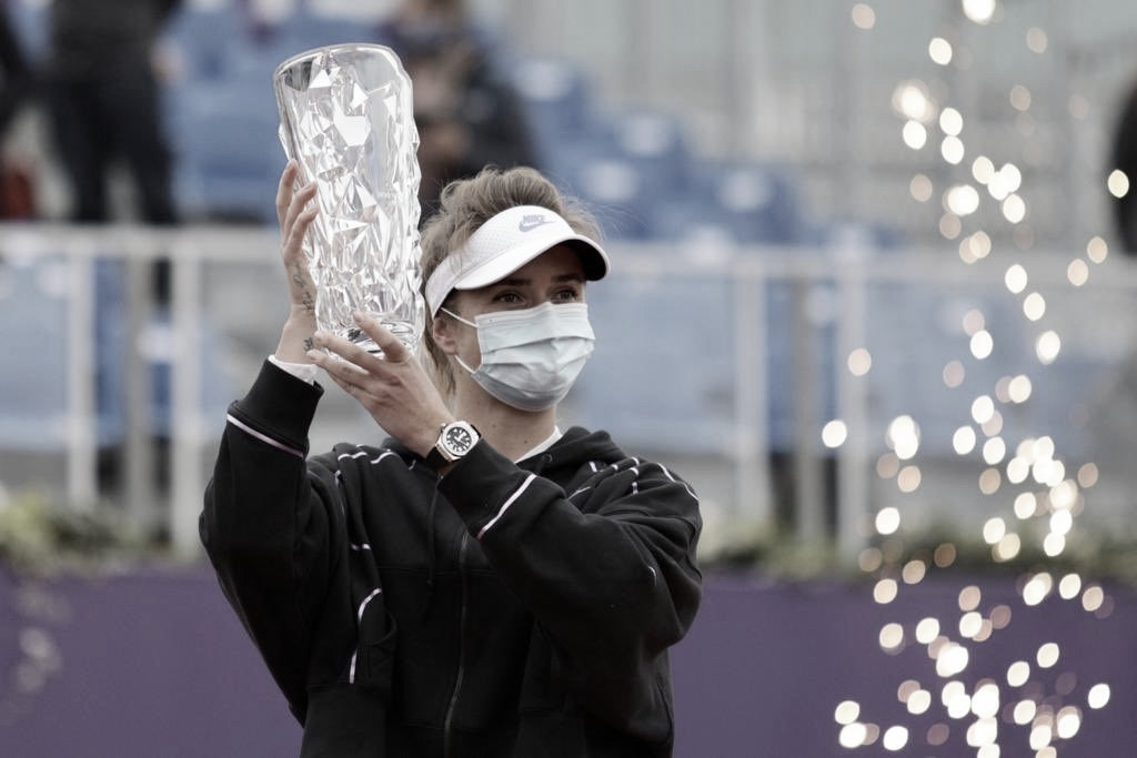 Svitolina vence Rybakina em Strasbourg e garante segundo título no ano