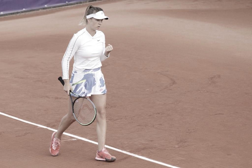 Svitolina vence jogo equilibrado com Sabalenka e vai à decisão em Strasbourg