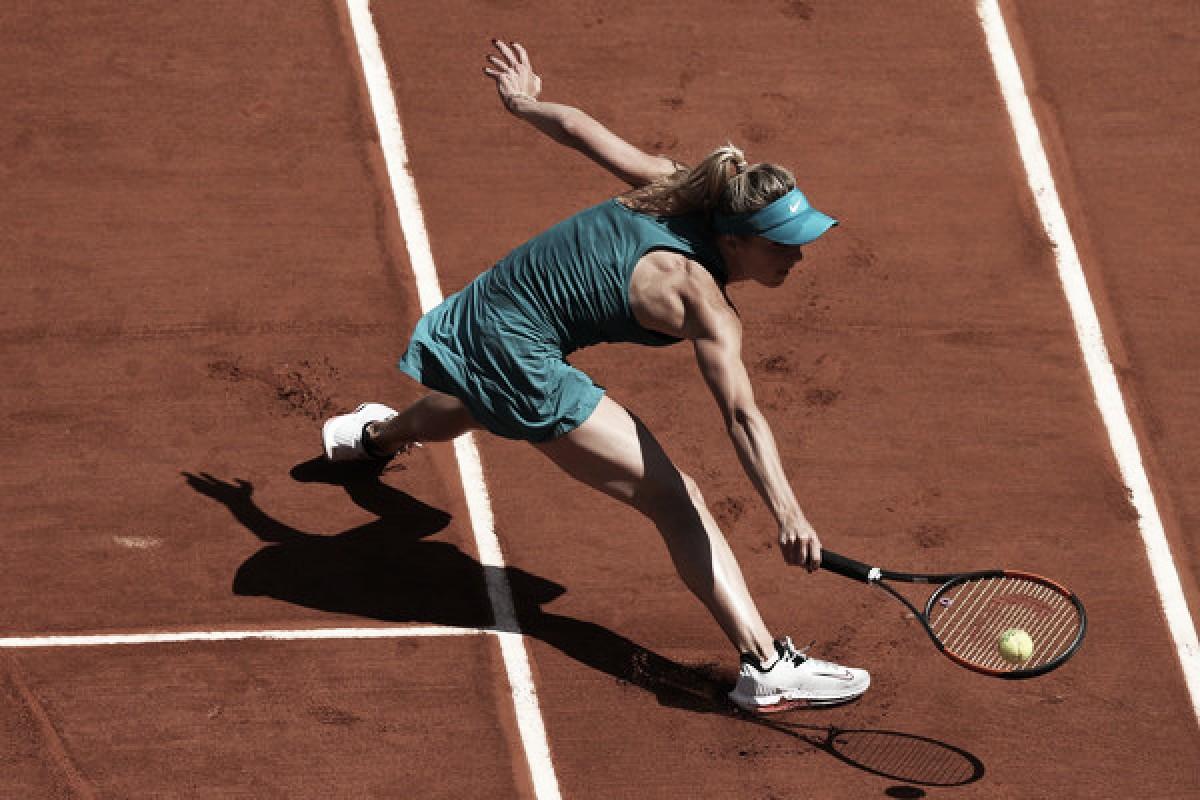 French Open: Elina Svitolina overcomes Ajla Tomljanovic in straight sets