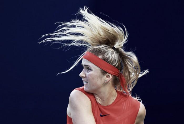 Svitolina vuelve a dar una lección de tenis