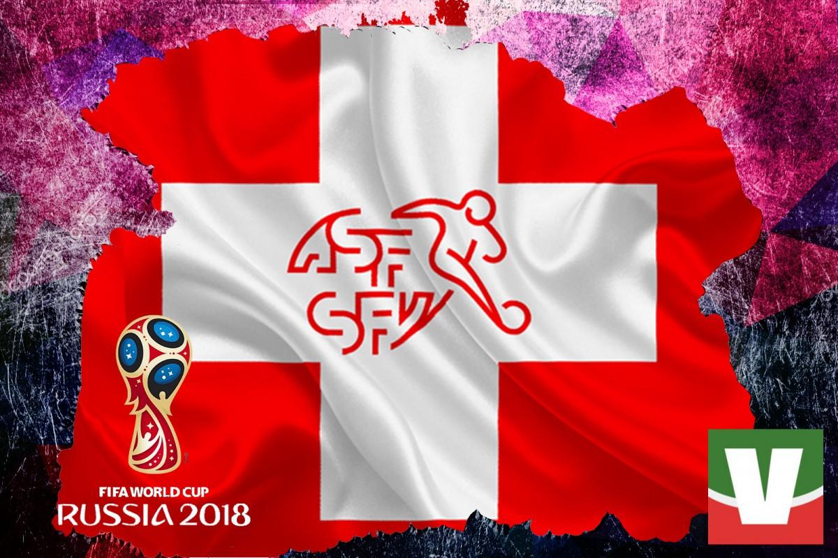 Road to Vavel Russia 2018 - Svizzera nel ruolo di outsider