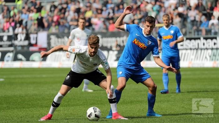SV Sandhausen 0-0 VfL Bochum: Spoils shared in Sandhausen