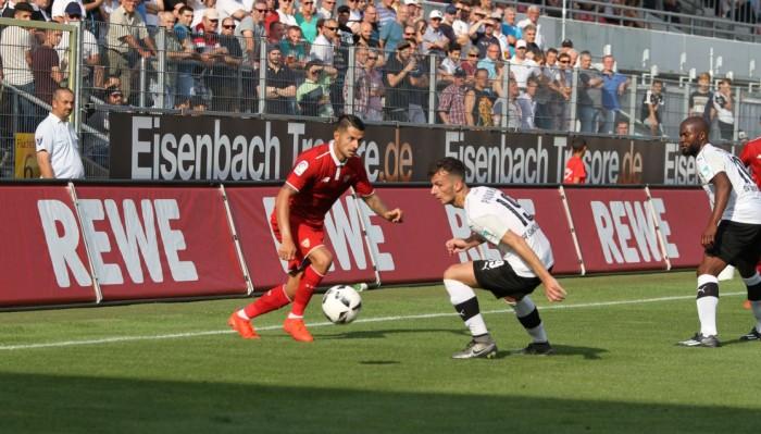 El Sevilla comienza la gira alemana con victoria