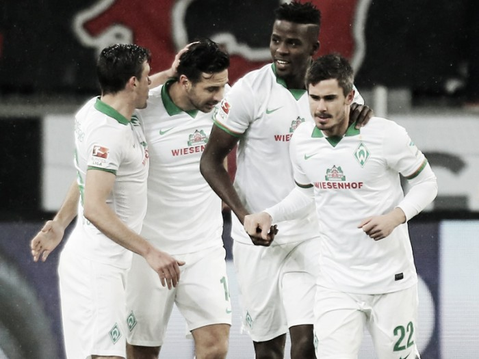 Bayer Leverkusen 1-4 Werder Bremen: Pizarro reigns supreme after vintage performance