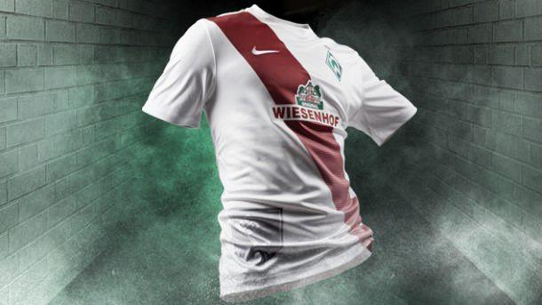 Werder Bremen to play in new Pokal shirt