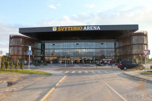 Neptunas Klaipeda - Valencia Basket: a la conquista del Svyturino Arena