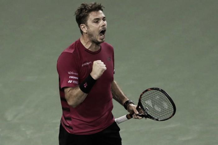 Atp Indian Wells, Wawrinka batte Thiem al tie-break del terzo set ed è in semifinale con Carreno Busta