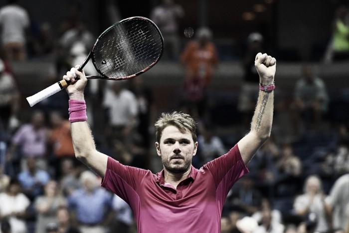 US Open, Wawrinka rimonta Nishikori e lancia la sfida a Nole