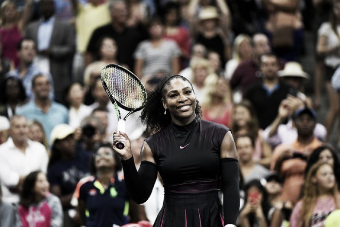 Serena Williams ataca desde o começo, vence King e avança no US Open 2016