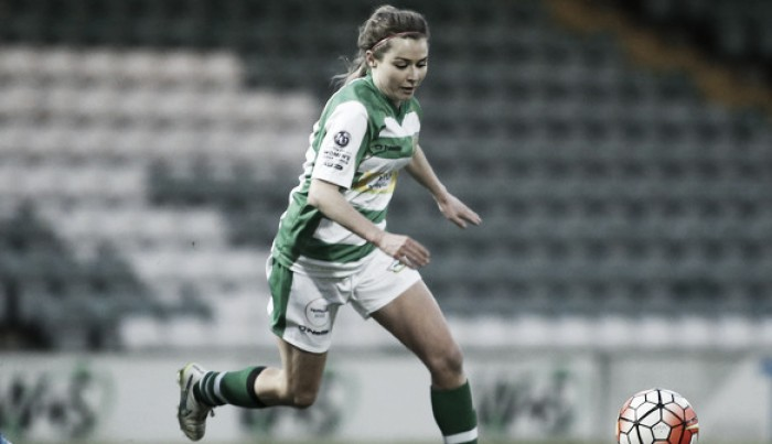 Durham 0-2 Yeovil Town: Primus and Wiltshire keep Yeovil top of WSL 2