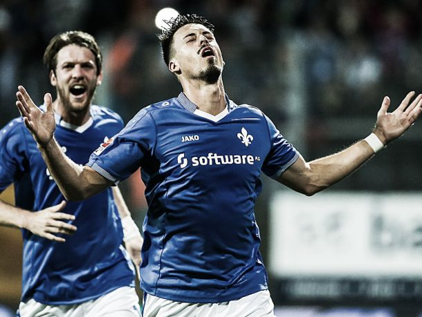 SV Darmstadt 98 2-1 Werder Bremen: Wagner's brace seals first home win since Bundesliga return