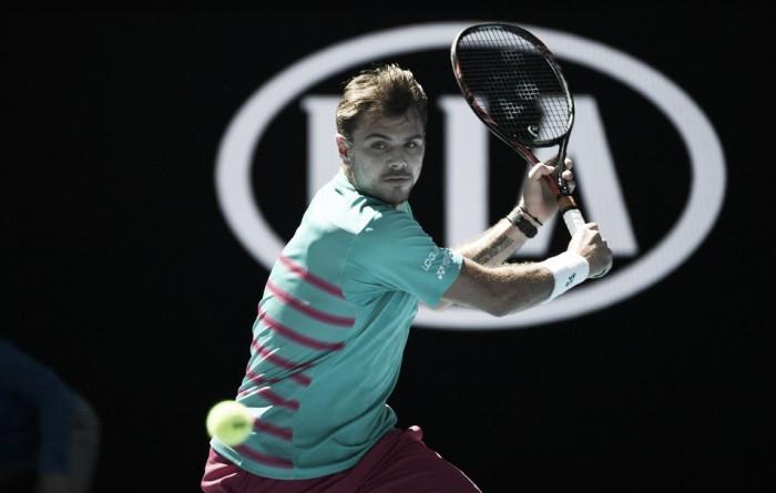 Australian Open, Wawrinka regola Seppi. Avanti Tsonga