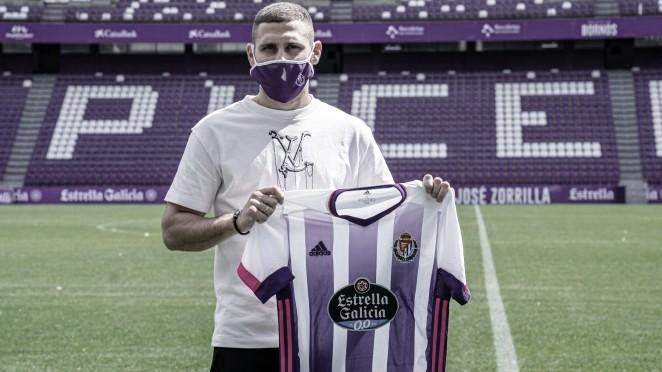 Weissman se convierte en el fichaje más caro de la historia del Real Valladolid