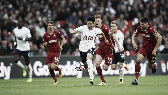 Previa Swansea - Tottenham: diferentes horizontes
