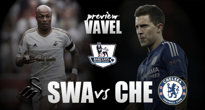 Swansea City - Chelsea preview: Blues face tough test against buoyant Swans