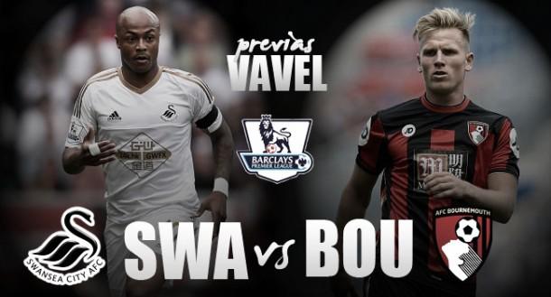 Swansea City - Bournemouth: una lucha por sobrevivir