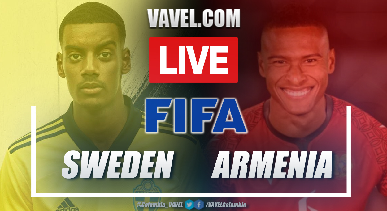 Goals and Highlights: Sweden 3-1 Armenia in Friendly Game 2021