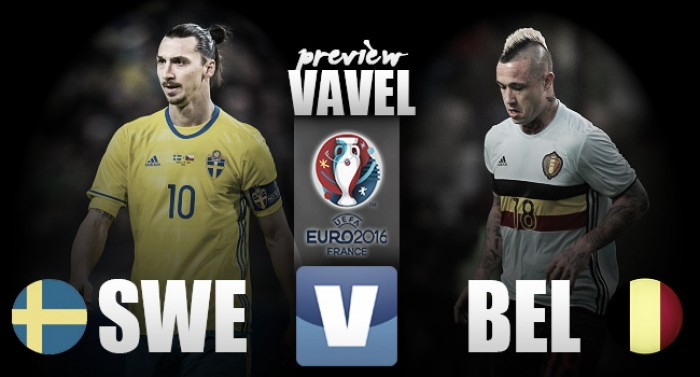Sweden vs Belgium Preview: Can Zlatan inspire Sweden to a victory over Belgium?