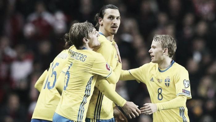 Sweden's final 23-man squad for Euro 2016