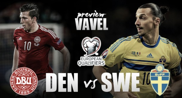 Denmark - Sweden Preview: Swede's hold the advantage in Euro playoff