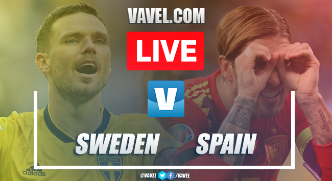 Sweden vs Spain: Live Stream TV Updates and How to Watch Euro 2020 Qualifier (1-1)