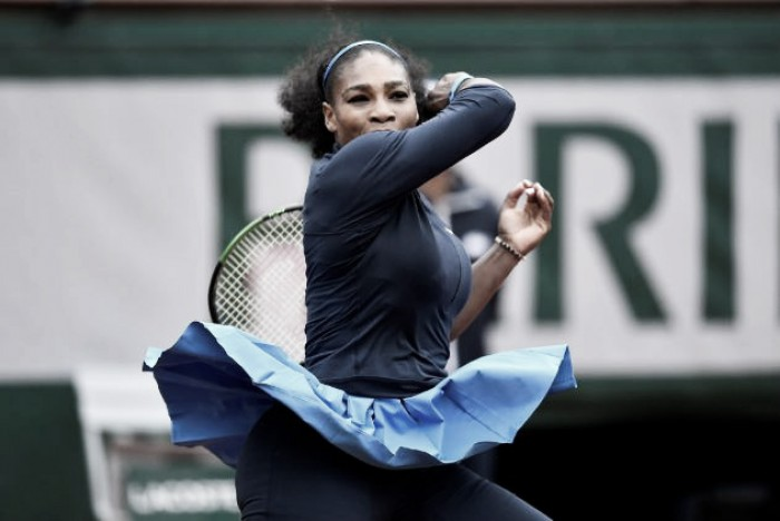 French Open 2016: Serena Williams sets up Muguruza final