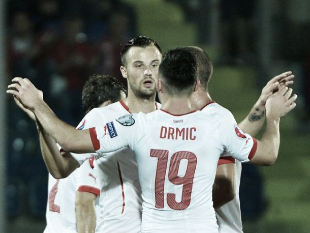 Switzerland - Lithuania: Hosts look for vital three points