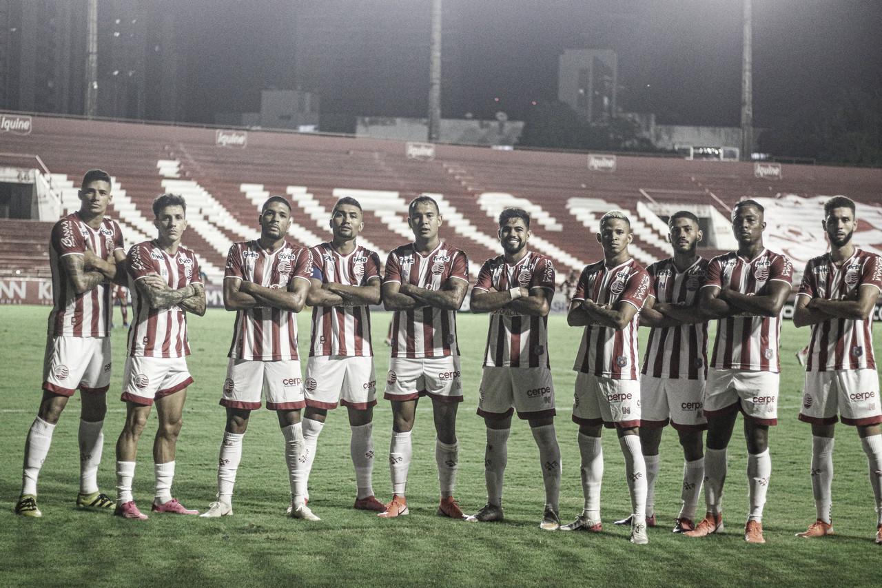 Náutico domina, vence Vila Nova e se mantém 100% na Série B